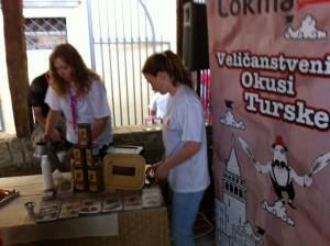 Priprema turske kave