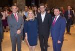 Horvatic, veleposlanik sa suprugom i GBR