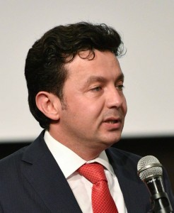 Ahmet Tuta portret
